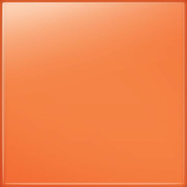 Industrio Pastel Pomaranczowy Wandfliese 200x200 mm