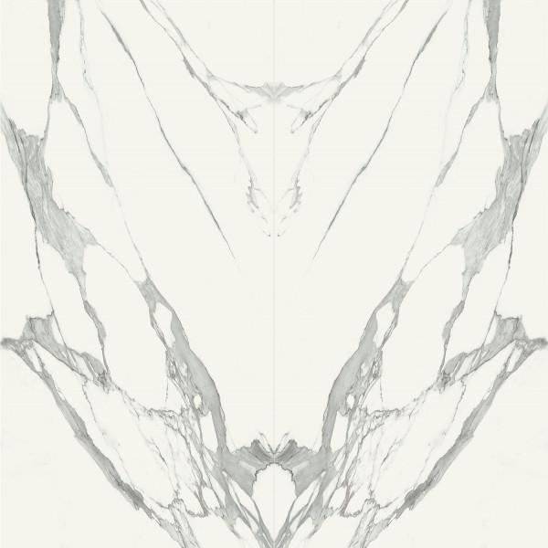 Monolith Specchio Carrara B POL Feinsteinfliesen 2398x2398 mm
