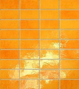 Majolika 12 Wandmosaik 301x301 mm