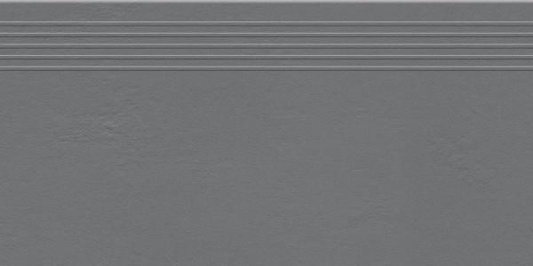 Industrio Graphite Treppenstufe 598x298 mm