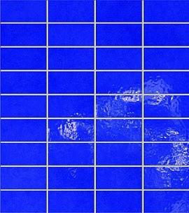 Majolika 15 Wandmosaik 301x301 mm