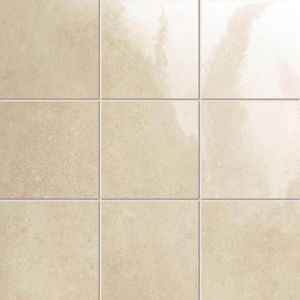 Monolith Epoxy Graphite 1 Bodenmosaiken 298x298 mm