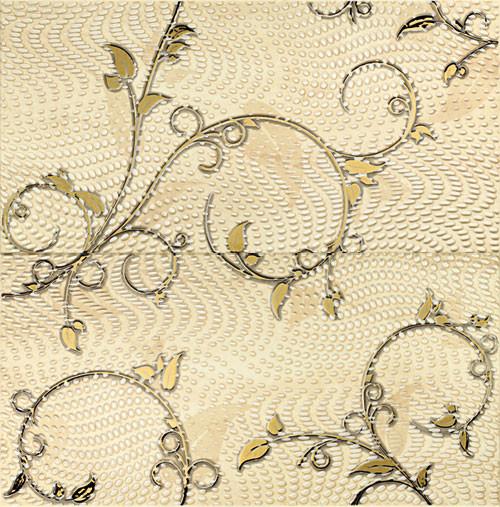 Warmes Klima Traviata Ornament Wanddekor