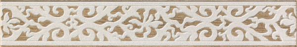Warmes Klima Ilma Ornament Wandbordüre 71x448 mm