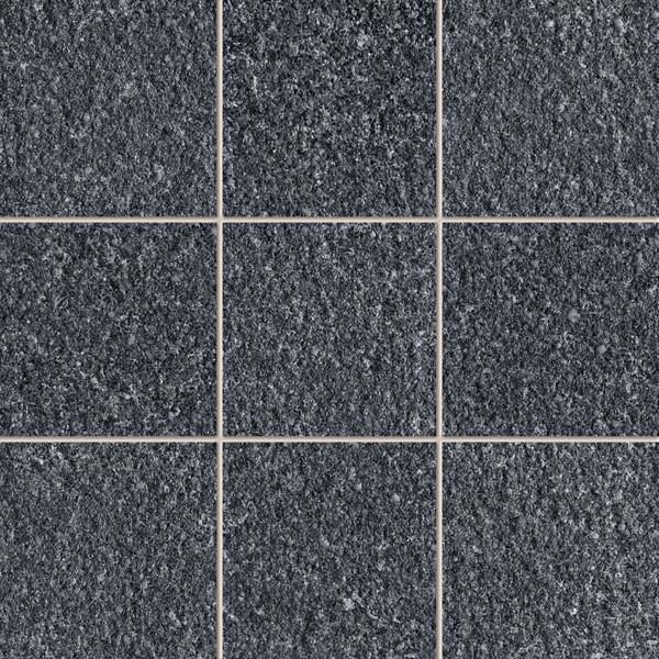 Livingstone Graniti Black 1 Mosaik