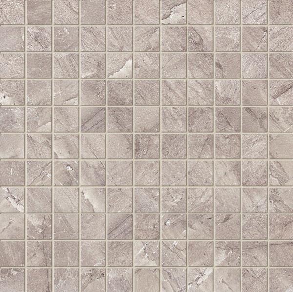 Obsydian Grey Wandmosaik 298x298 mm