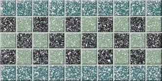 Industrio Tartany Tartan 2 Mosaik Bordüren 333x166 mm