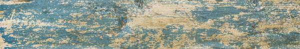Livingstone Shabby Chic Blue Bodenfliese