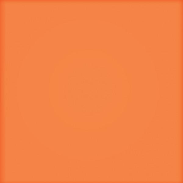 Industrio Pastel Pomaranczowy MAT Wandfliese 200x200 mm