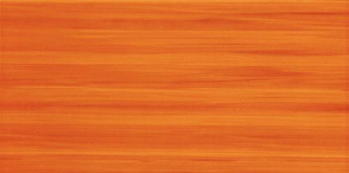 Wave Orange Wandfliese