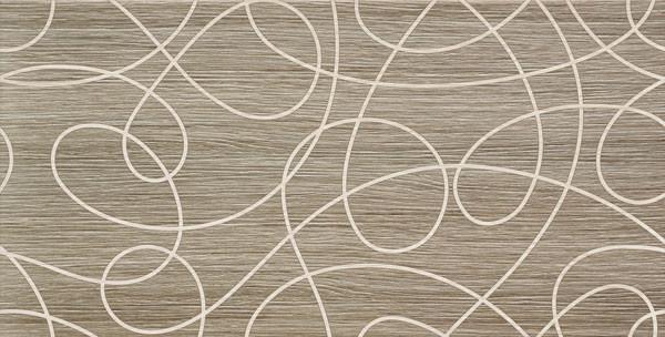 Warmes Klima Biloba Modern Wanddekor 308x608mm
