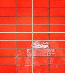 Majolika 13 Wandmosaik 301x301 mm