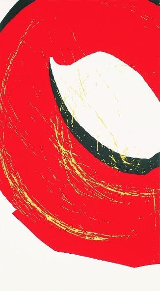Pop Pop-Red Wanddekor