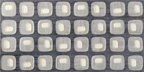 Modern Square Classic 1 Wandbordüre